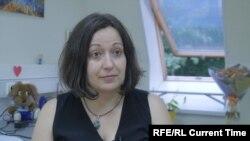 """Глава фонда """"Семьи СМА"""" Ольга Германенко"""