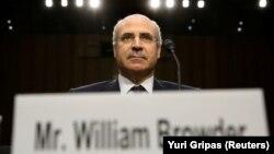 Уильям Браудер, глава фонда Hermitage Capital.
