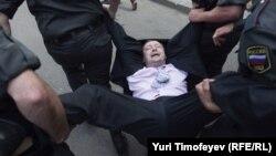 Задержание Николая Алексеева, 27 мая 2012