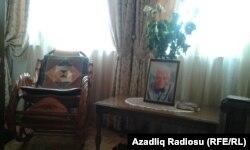 Vaqif Səmədoğlunun evi