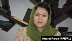 فوزیه کوفی، عضو هئیت گفتوگو کننده حکومت افغانستان