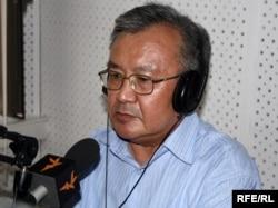 Абдыганы Эркебаев - один из основателей Демократического движения Кыргызстана.