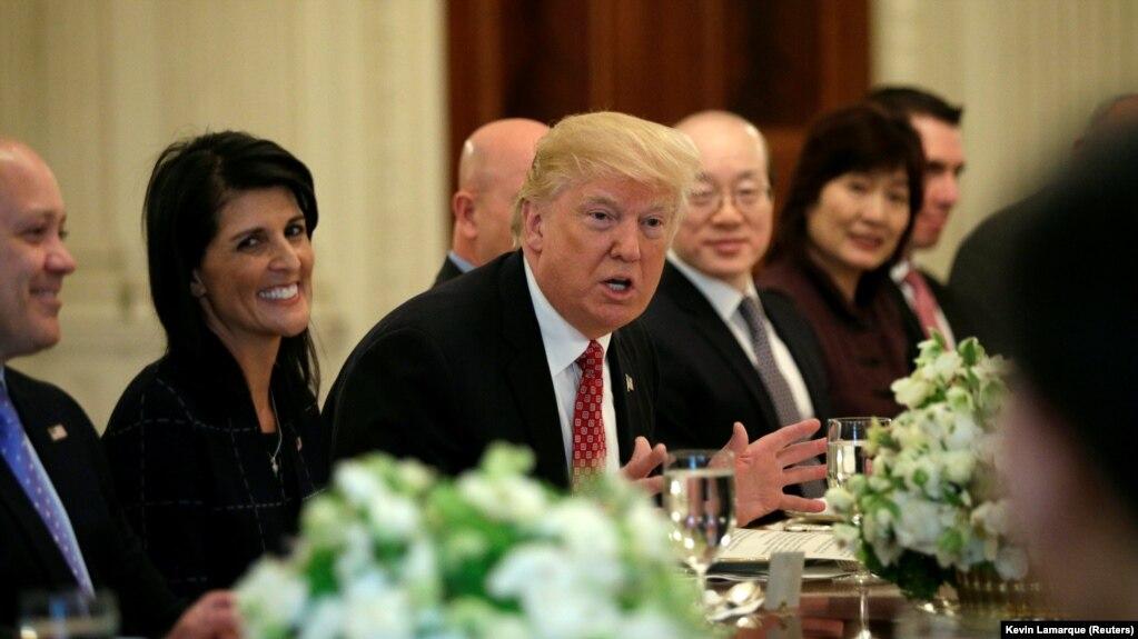 ترامپ: شورای امنیت باید برای تحریمهای جدید علیه کره شمالی آماده باشد
