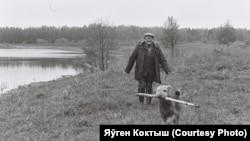 На прагулцы зГошам, сабакам мастака Георгія Паплаўскага