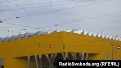 Відбудований комплекс «Слов'янський»