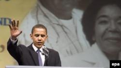 Барак Обама: уже не просто один из ста сенаторов