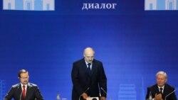 Без сюрпрызаў: пра што гаварыў Лукашэнка на «Менскім дыялёгу»
