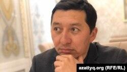 Директор Центра анализа и расследования кибератак Арман Абдрасилов.