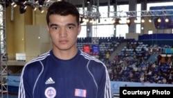 Ерболат Толек, член национальной сборной команды Монголии.