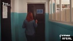 Далі журналісти вирушили в БТІ, яке у Вилковому розташоване в лікарні