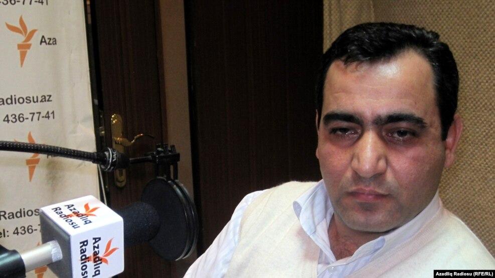 Rövşən Ağayev, 14 dekabr 2010
