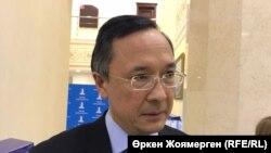 Кайрат Абдрахманов, министр иностранных дел Казахстана.