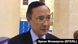 Кайрат Абдрахманов, Казакстандын тышкы иштер министри