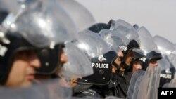 نیروهای پلیس ایران در زمان نا آرامی های پس از انتخابات ریاست جمهوری دهم