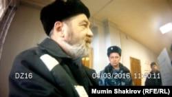 Сергей Мохнаткин в колонии ИК-4