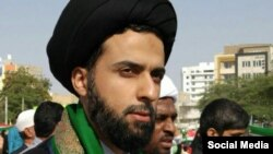 Mehdi Sadrosadati, a young cleric and seminarian has disappeared according to social media reports.