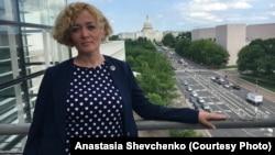 Анастасия Шевченко, архивное фото