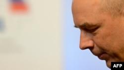 Russian Finance Minister, Anton Siluanov (file photo)