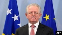 Skender Hyseni, Ministar unutrašnjih poslova Kosova