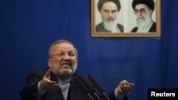 منوچهر متکی، وزیر پیشین امور خارجه جمهوری اسلامی- عکس آرشیوی است.