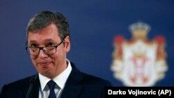 """""""Srbija je izložena provokacijama Prištine"""", reči su Vučića."""