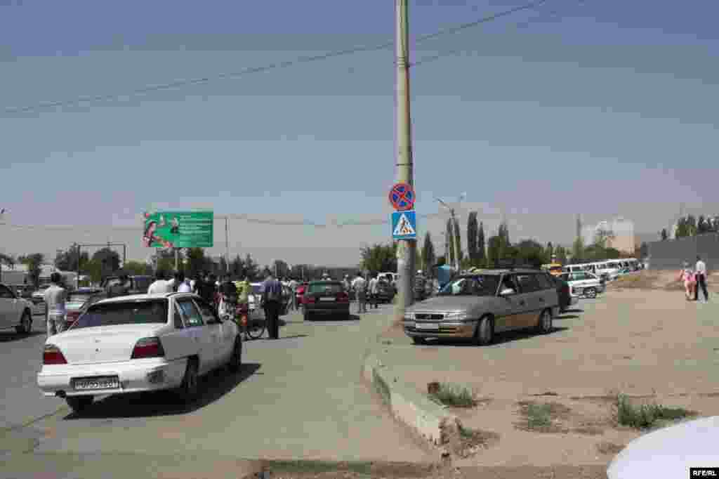 Роҳбандони Душанбе #2