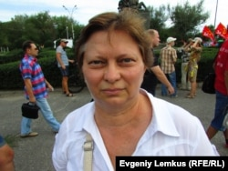 Елена Прохорова, Волгоград