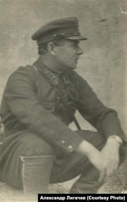 Иван Зиновьев, начальник штаба Сибирского военного округа (СибВО). 1935 г.