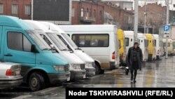 Водители тбилисских маршруток объявили забастовку до понедельника