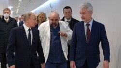 Лицом к событию. Россию ведут из изоляции на парад?