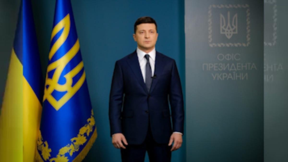 До конца текущих суток Украина полностью закроет границу €? Зеленский