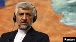 Iran's chief nuclear negotiator Said Jalili