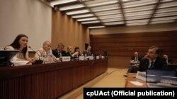 Швейцари -- Цхьаьнакхеттачу Къаьмнийн Организацин адамийн бакъонашкахула Кхеташо, Женева,18Манг.2016