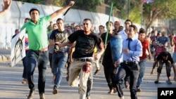 دور تازه درگیریهای خونبار از روز دوشنبه آغاز شد