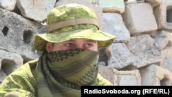 Військовослужбовець ЗСУ з позивним «Янкі»