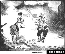 Evening Standard, Великобритания, 20 сентября 1939 года