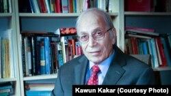 Late Afghan historian Hassan Kakar