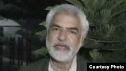 Pakistani opposition politician Ayaz Amir