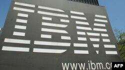 Logotip IBM-a