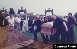 Похороны Довлатова