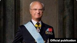 Շվեդիայի թագավոր Կարլ Գուստավ 16-րդ, արխիվ