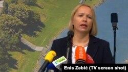 U uređenoj državi bi simpatizerima ustaških zločinaca policija odmah pružila višemjesečno gostoprimstvo u pritvorskim prostorijama: Kristina Ikić Baniček