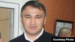 Берік Жағыпаров, Жезқазғанда тұратын азаматтық белсенді.