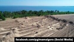 Археологічні експедиції на Мамай-горі проводять уже понад 30 років поспіль, 2019 рік