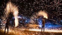 ساعت ششم - جشنی که میدان پیکار شد