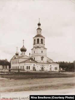 Спасо-Всеградский собор, спасший Вологду от холеры
