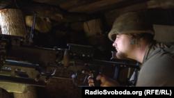 Українським військовим доводиться відповідати на провокації бойовиків