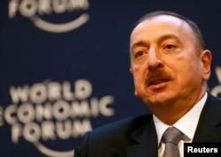 Prezident İlham Əliyev Davosda, 23 yanvar 2014, 23, 2014