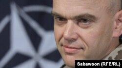 ISAF spokesman Guenter Katz