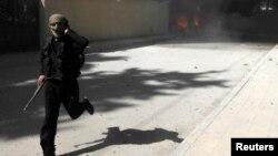 Luftëtar i Frontit Al- Nusra (Foto nga arkivi)